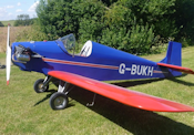Druine Turbulent G-BUKH - For Sale £6,500