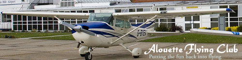 Alouette Flying Club Ltd
