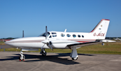 1984 Cessna Golden Eagle 421 - For Sale £298,000
